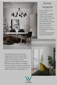 moderne wohnideen im dunkel wohnen mit klassikern