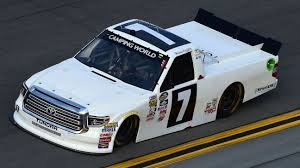 2017 NASCAR Camping World Truck Series Paint Schemes - Team #7