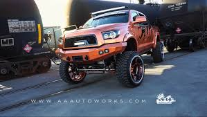 Lifted Toyota Tundra 26