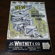 1969 JC Whitney & Co Imported Car Catalog No. 5 Volkswagen Volvo ... Hot Wheels 1998 Jc Whitney Ford F150 Pickup Truck 18672 Ebay J C Automotive Parts Accsories Catalog 305 1972 Jcwhitneycom Coupon Codes Deals Offers Youtube Www Jcwhitney Com Volkswagenjcwhitney Dodge 100 Years Of We Miss The Dschool Catalogs Autoweek The Amazing Hood Scoops And Spoilers Available From 1971 Auto 10 Weirdest Ever Incar Midwest Sears Auto Parts Sold Hamb Giant Celebrates Its Ctennial Hemmings Daily Shares A Century Oddities Classiccars