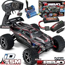 Traxxas 1/16 E-Revo VXL TSM 4WD RTR Brushless Truck W/ID Battery & Charger  BLACK | EBay There Are Many Reasons The Traxxas Rustler Vxl Is Best Selling Bigfoot Summit Racing Monster Trucks 360841 Xmaxx 8s 4wd Brushless Rtr Truck Blue W24ghz Tqi Radio Tsm 110 Stampede 4x4 Ready To Run Remote Control With Slash Mark Jenkins 2wd Scale Rc Red Short Course Wtqi Electric Wbrushless Motor Race 70 Mph Tmaxx Classic 4x4 Nitro Revo See Description 1810367314 Us Latrax Desert Prunner 24ghz 118 Rcmentcom Stadium Tra370541blue Cars