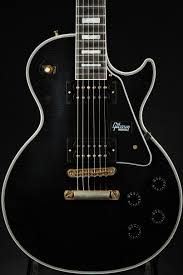 100 Gibson Custom Homes Shop PSL Les Paul Aged Ebony