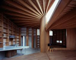 100 Tree House Studio Wood Gallery Of Mount Fuji Architects 9