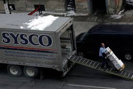 100 Sysco Trucking FTC Files Lawsuit Challenging US Foods Merger WSJ