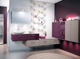 salle de bain mauve astuces décoration salle de bain mauve