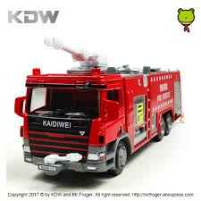 KDW Diecast 1:50 Water Fire Engine Car Fire Truck Toys For Kids ... Kdw Diecast 150 Water Fire Engine Car Truck Toys For Kids Playing With A Tonka 1999 Toy Fire Engine Brigage Truck Ladders Vintage 1972 Tonka Aerial Photo Charlie R Claywell Buy Metal Cstruction At Bebabo European Toys Only 148 Red Sliding Alloy Babeezworld Nylint Collectors Weekly Toy Pinterest Antique Style 15 In Finish Emob Classic Die Cast Pull Back With Tin Isolated On White Stock Image Of Handmade Hand Painted Fire Truck