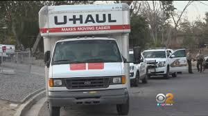 U-Haul Truck Allegedly Carjacked In Victorville « CBS Los Angeles Image Of Flatbed Truck Rental Las Vegas Uhaul Of North Seattle 16503 Aurora Ave N Shoreline Wa 98133 Ypcom Uhaul Driver News Rented Llc Snow 20 Donuts Youtube Help Central Oukasinfo Quote Quotes Of The Day So Many People Are Fleeing The San Francisco Bay Area Its Hard To Mobile Storage Rent A Biggest Moving Easy How Drive Video The Truth About Rentals Toughnickel