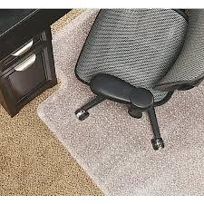 Glass Chair Mat Canada by Chair Mats At Office Depot Officemax