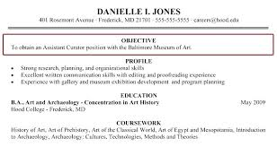 Resume Objective Examples And Writing Tips Job Objectives For Resumes Samples Example Of In New Sample