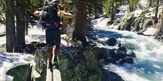 Homer Glen Pumpkin Farm Accident by Wet Winter Ups The Ante For Hikers On Pacific Crest Trail