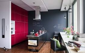idee couleur mur cuisine stunning cuisine blanc mur gris et contemporary design