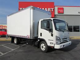 100 Npr Truck 2019 ISUZU NPRHD 16 FT DIESEL BOX VAN TRUCK FOR SALE 11343