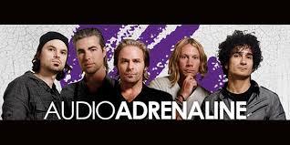 Audio Adrenaline Ocean Floor Album by Audio Addiktion Christian Concerts Las Vegas Audio Adrenaline