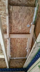 Insulate Cathedral Ceiling Without Ridge Vent by Insulation Baffles Vs Insulation Chutes Kimchi U0026