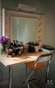 Diy Vanity Table Ikea by 136 Best Diy Vanity Images On Pinterest Vanity Ideas Diy Vanity