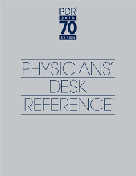 2016 Physicians Desk Reference
