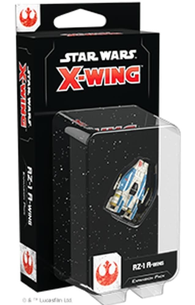 Star Wars X-Wing: 2nd Edition - RZ-1 A-Wing Expansion Pack