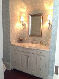 Restoration Hardware Mirrored Bath Accessories by The Houston House Savannah Dream Home Answering Your Questions