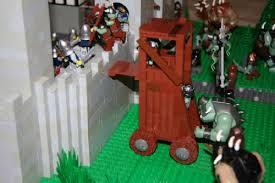 siege lego the siege of tarantford a lego creation by lord lego 436