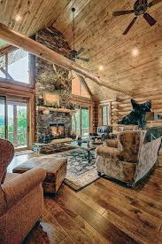 Log Home Interior Decorating Ideas The Best 50 Log Cabin Interior Design Ideas Log Home