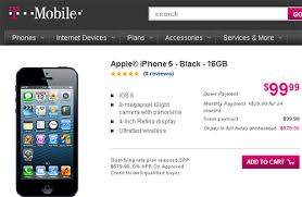 T Mobile Will Soon Carry iPhone 5