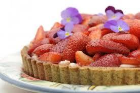 dessert aux fraises facile tarte aux fraises facile recettes de cuisine française