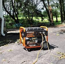Watts Floor Drain Extension by Generac 5939 5500 Watt Gasoline Powered Portable Generator 49