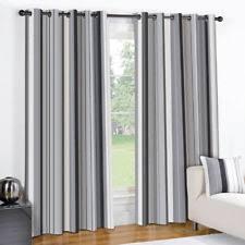 Vertical Striped Curtains Uk striped curtains ebay