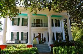 Southern Historic Plantation Home Down South Just like Gone with