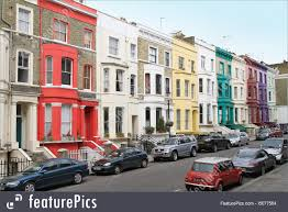 100 Notting Hill Houses Street Stock Photo I5077564 At FeaturePics