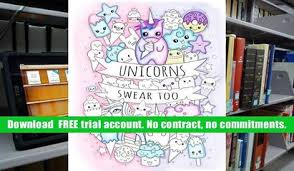 Download PDF Unicorns Swear Too Edwina Mc Namee For Kindle