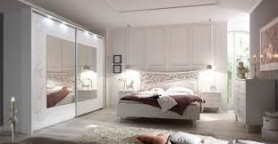 schlafzimmer komplettset weiss siebdruck selvio4