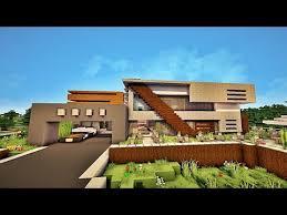 maison de luxe minecraft maison moderne de luxe avec piscine minecraft meilleure