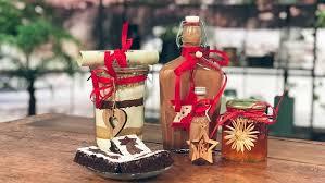 geschenke aus der küche lebkuchenlikör brownie