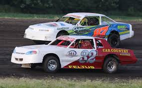100 Central State Trucking Shipman Aims For First Mason City Feature Race In Custom Car Lead
