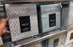 simply vera wang 600 thread count 4 pc sheet set as low as