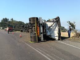 100 Truck Driver Accident Driver Dies Near Sezela Mill South Coast Herald