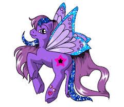 Twinkling Unicorn Cute Graphic