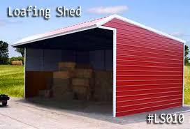 Livestock Loafing Shed Plans by Metal Loafing Sheds For Horses For Sale