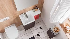 kleines bad mit dusche raumlösungen villeroy boch