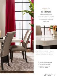 American Signature Furniture Flyer | Weekly-ads.us Fniture American Of Slidell Grindleburg Round Ding Room Dinettes I Signature Foothillfolk Designs Value City Page Shop 7 Piece Sets And Also Cozy Accent Coffee Table Home Design 79 Off Brown Galleries Aldwin Gray W4 Side Chairs American Signature Ding Table Historicalentslive Awesome How To Create An Industrial