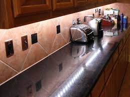 amazing led rope lights kitchen cabinets come with brown