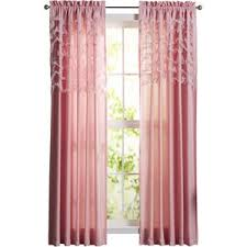 Pink And Purple Ruffle Curtains by Light Pink Ruffle Curtains Wayfair