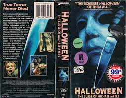 Halloween The Curse Of Michael Myers Jamie by Halloween 4 The Return Of Michael Myers 1988 Vhs Revival