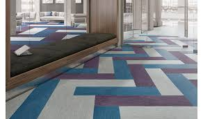 The Collection Can Be Used On Its Own Or Integrated Effortlessly With Other Flooring Types
