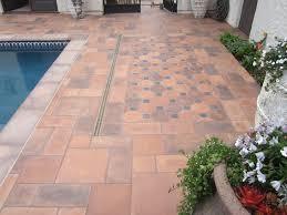 concrete tile photo for pool deck patio omg jpg and marvelous idea