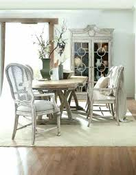 Dining Room Sets With Leaf Trestle Table Hooker Furniture W 1