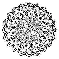 Like Colouring In Then Youll Love Mandala Mondays Each