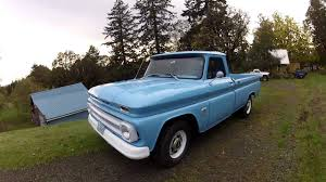 100 1964 Chevy Truck Chevrolet C20 Pickup Fully Restored YouTube