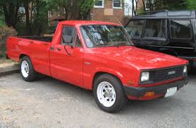 1986 Mazda Pickup - Information And Photos - MOMENTcar